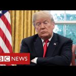 "Trump branded ""embarrassment to his country"" as he shuns Biden inauguration – BBC News"