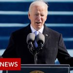 President Biden inauguration speech in full – BBC News