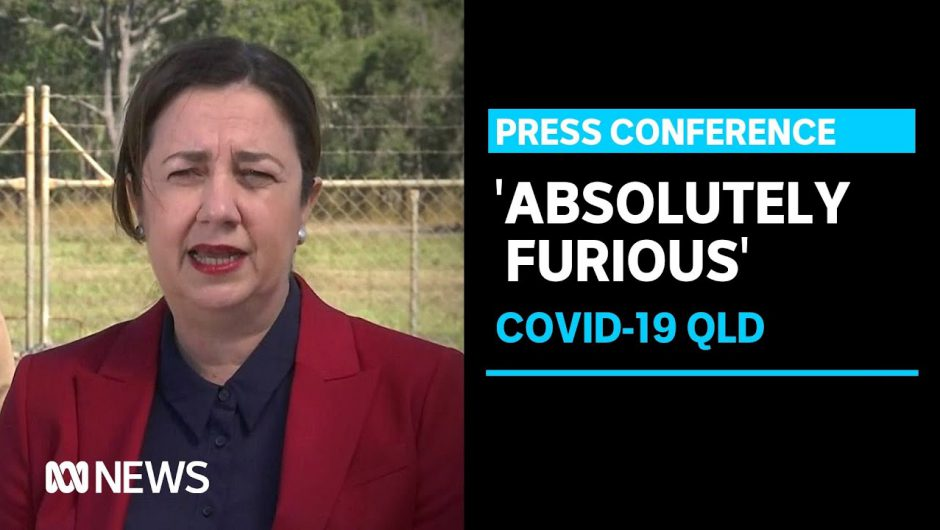 Qld Premier declares Greater Sydney COVID-19 hotspot as two teens test positive | ABC News