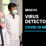 Coronavirus breathalyser test being rolled out across Indonesia | ABC News