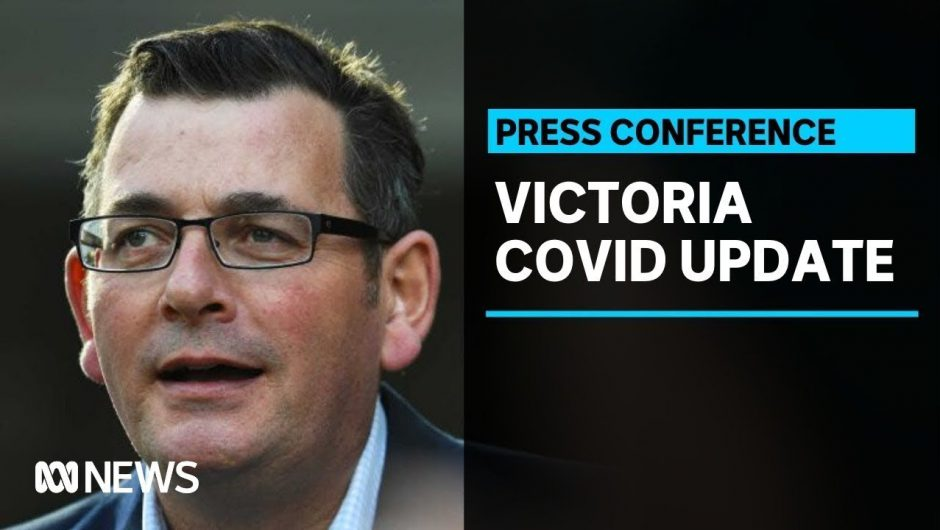 Victoria records second-highest daily COVID-19 case load and 8 new deaths | ABC News