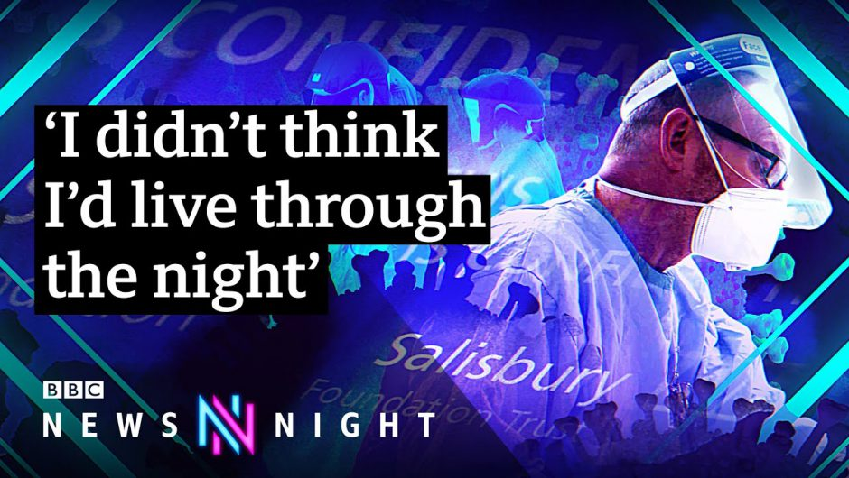 Coronavirus: On shift in intensive care – BBC Newsnight