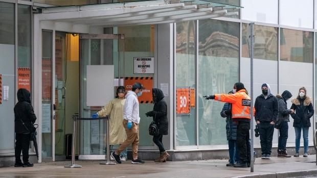 Ontario reports 1,958 new coronavirus cases; 43 new deaths