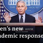 Presidents Biden launches new coronavirus pandemic response plan | DW News