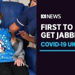 'Best early birthday present': 90yo woman first to get UK's coronavirus vaccine | ABC News