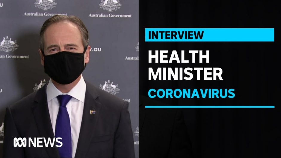 Greg Hunt interview: Face coverings now mandatory in Victoria, as COVID-19 cases spike | ABC News
