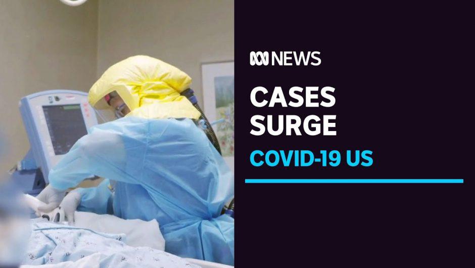US records its deadliest day of the coronavirus pandemic | ABC News