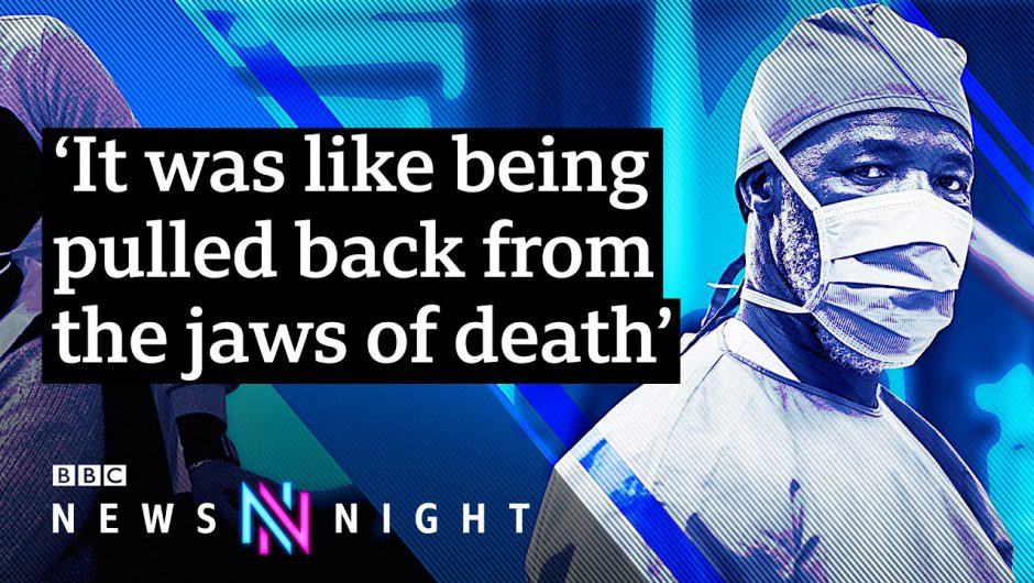 Covid vaccine: Should BAME groups be prioritised? – BBC Newsnight