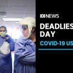 US records deadliest day of the coronavirus pandemic | ABC News