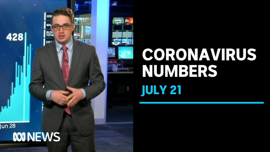 COVID-19 numbers: Victoria records 374 new cases, NSW reveals 13 more | ABC News
