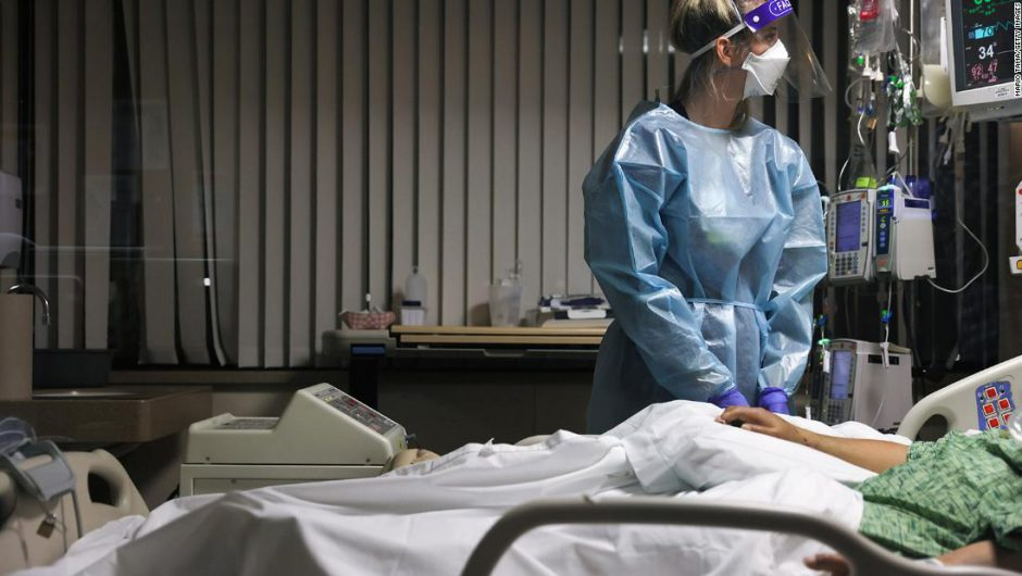 US coronavirus: Vaccination plan 'not working,' former FDA official warns