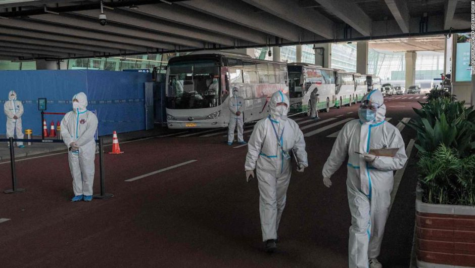 Wuhan: Two WHO team members blocked from entering China over failed coronavirus antibody test