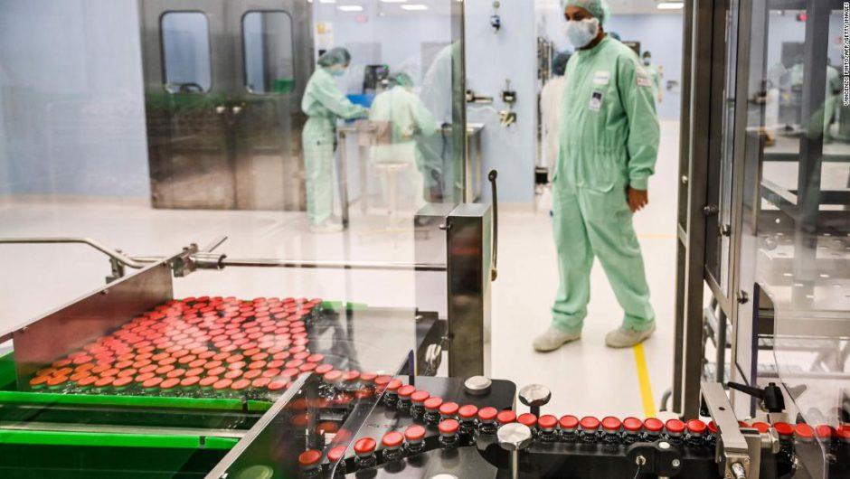 AstraZeneca vaccine: EU regulators recommend authorization of Covid-19 shot