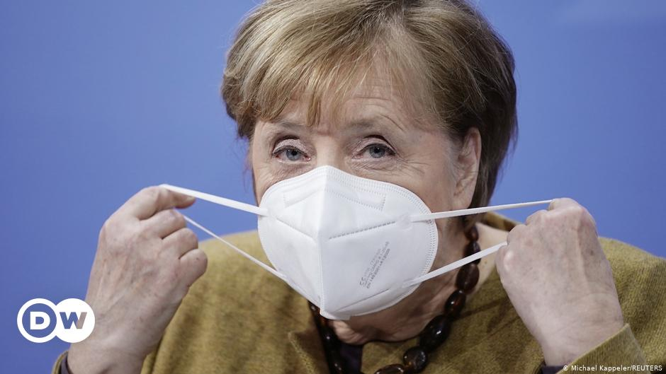 Coronavirus: German Chancellor Angela Merkel urges ′significantly′ tougher curbs — reports | News | DW