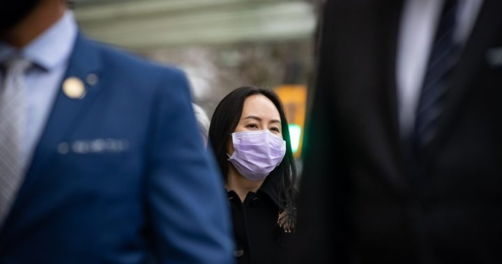 Meng Wanzhou's lawyers ask court to ease security detail due to COVID-19 risk