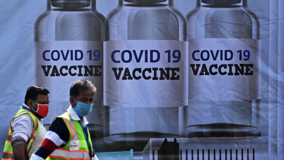 How India plans to vaccinate 300 million people against the coronavirus