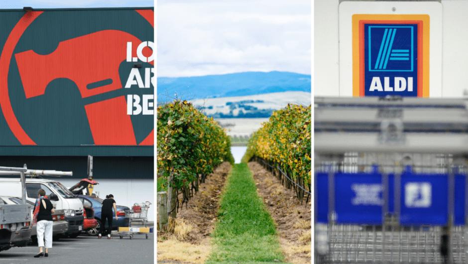 Victoria's COVID-19 cases see Aldi Cheltenham, Bunnings Mentone and winery on alert