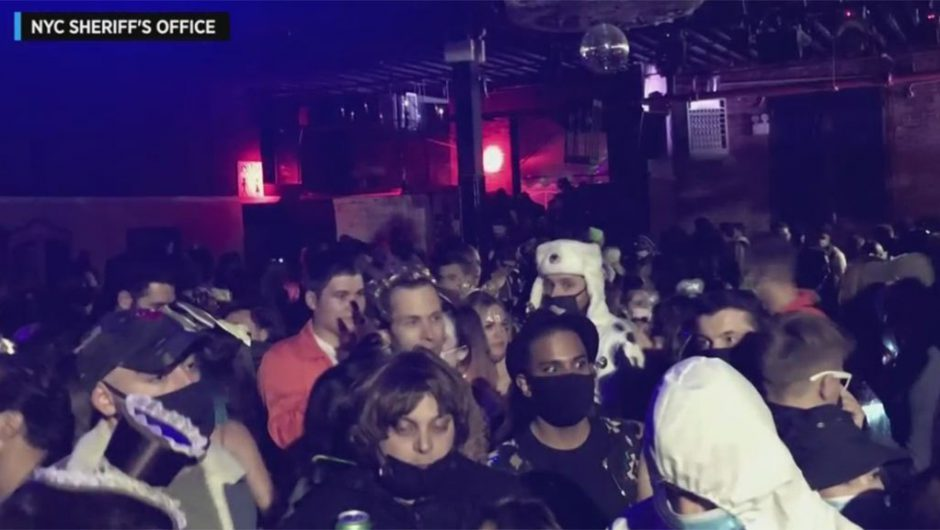 Illegal Parties Continue To Rage Across NYC In Violation Of COVID-19 Restrictions – CBS New York