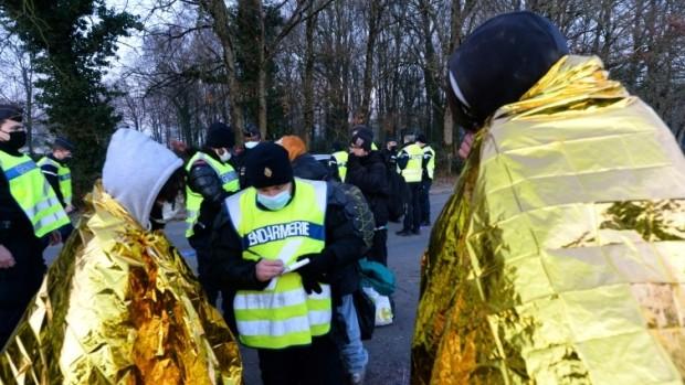 Police break up massive rave in France amid coronavirus fears