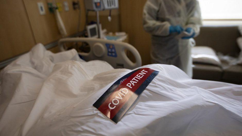 As COVID-19 surges, dark days for L.A. doctors, nurses, EMTs
