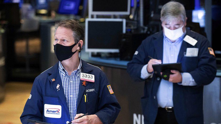 Stocks rally ahead of Biden coronavirus stimulus plan