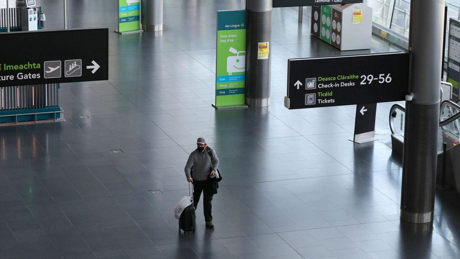 COVID-19: Britons must take coronavirus test before travelling to Ireland | World News