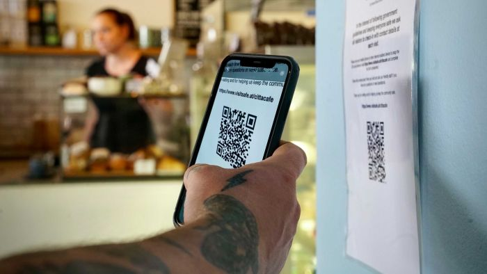 Retaining QR codes after COVID-19 idea draws fire in South Australia