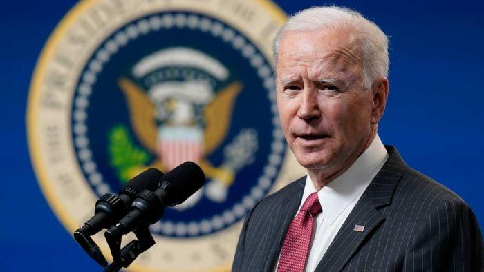 US President Joe Biden scores win as House passes $US1.9 trillion COVID-19 relief plan