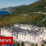 Vladimir Putin: Russian palace in Navalny video not mine – BBC News