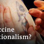 EU to block vaccine exports amid AstraZeneca delivery spat | DW News
