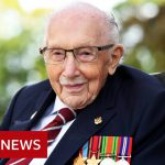 Remembering Captain Sir Tom Moore – BBC News
