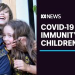 Researchers study family with coronavirus to find out why their children were immune | ABC News