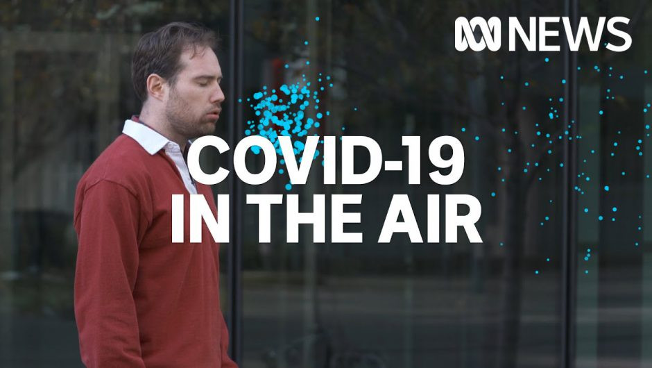 Research finds sneezes can propel COVID-19 up to eight metres | ABC News