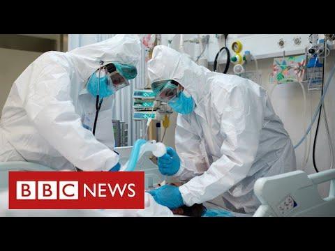 Arthritis drug may cut Covid hospital deaths by half – BBC News