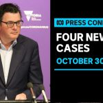 Four new coronavirus cases recorded in Victoria  | ABC News