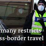 Coronavirus: Germany shuts borders +++ Sanofi vaccine not ready in 2021 | COVID19 Update