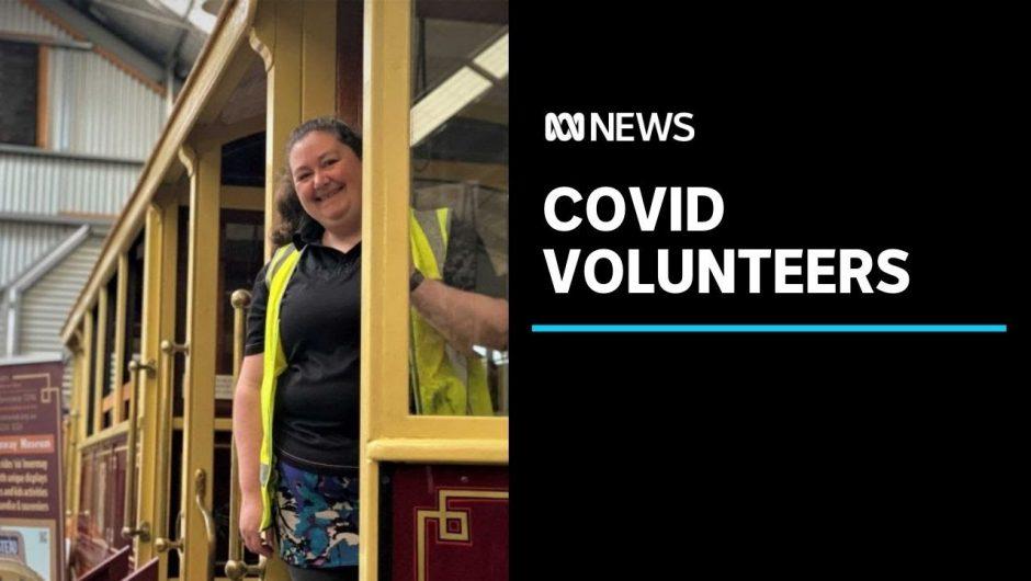 Bid to entice Tasmanian volunteers back to service after height of coronavirus pandemic | ABC News