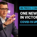 Victoria reports one new coronavirus cases and no deaths | ABC News