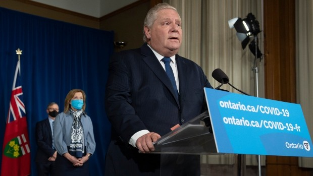 Ontario to announce decision on restrictions for coronavirus hot spots today
