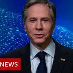 'America is back', US Secretary of State Antony Blinken says – BBC News