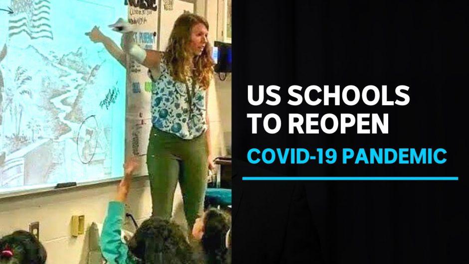 Trump insists schools reopen, but some parents, teachers and children fear coronavirus   ABC News