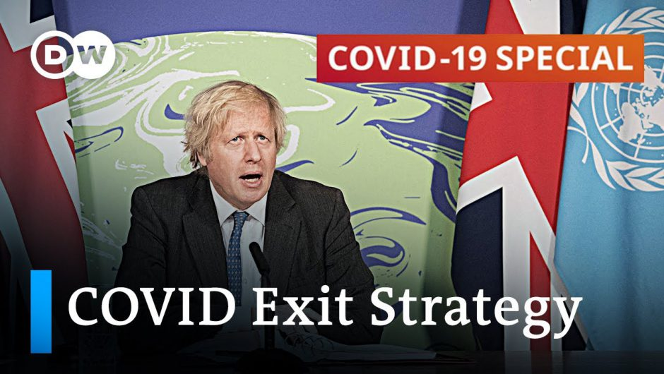COVID lockdown exit strategies | COVID-19 Special