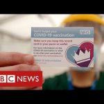 "UK considers ""vaccine passports"" to prove Covid protection – BBC News"