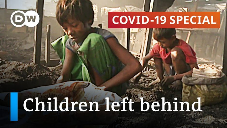 COVID & child labour: Some kids may never return to school   COVID-19 Special