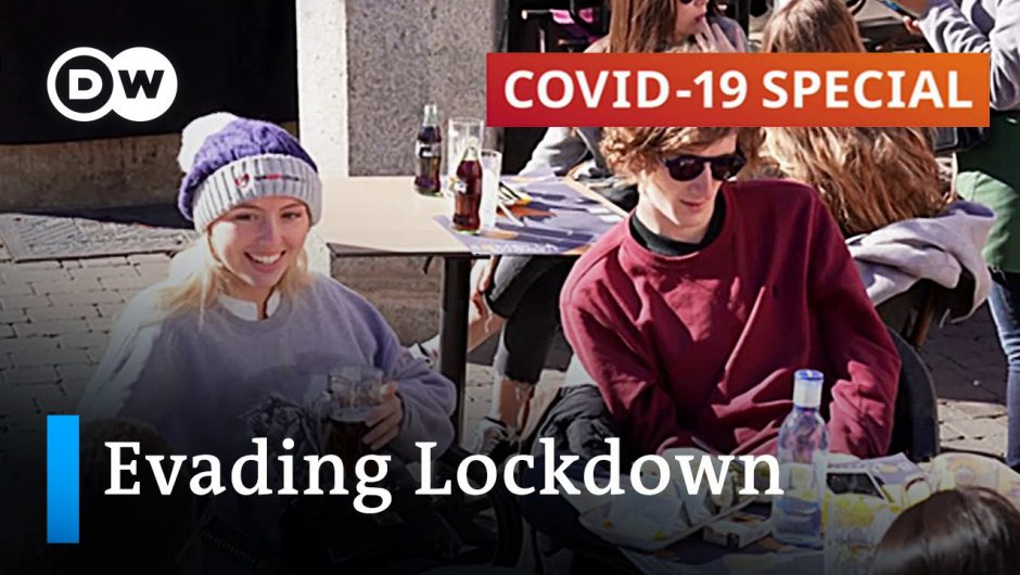 Tourists flock to lockdown-free areas | COVID-19 Special