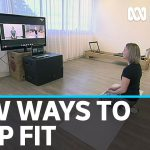 Fitness industry hit as coronavirus drives trainers to get creative | ABC News