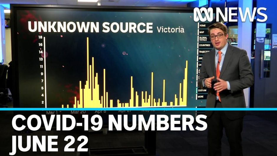 COVID-19 by the numbers: WHO reports biggest single day increase in cases | ABC News