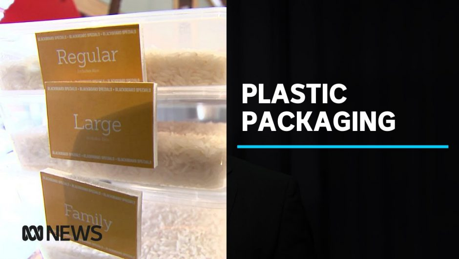 Coronavirus lockdown spurs growth in single-use plastics | ABC News