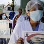 Bolivia healthcare workers launch strike in COVID-hit region | Coronavirus pandemic News