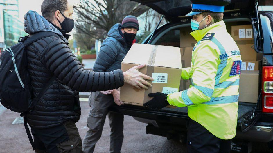 Coronavirus UK update live: Latest news as door-to-door testing begins